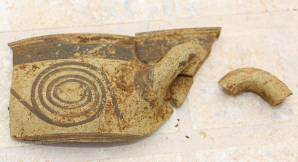 Αρχαιος οικισμος Πλαταμωνας 14