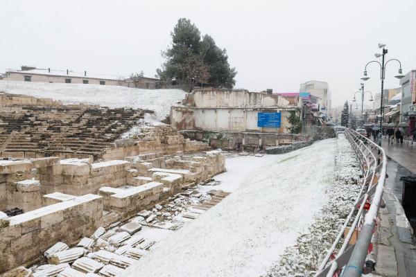 χιονια Λαρισα 6