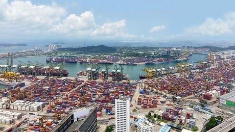 Port Singapour