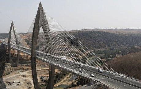 pont autoroute rocade maroc