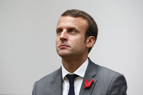 Emmanuel Macron en juillet 2015 French Tech