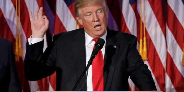 Donald Trump veut déréguler la finance. Une façon utile de faire de la croissance, mais un jeu dangereux.