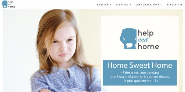 La plateforme de services entre particuliers Help and Home sera opérationnelle en juin prochain.