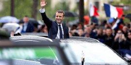 Macron n'a pas deroge a la tradition des ds presidentielles