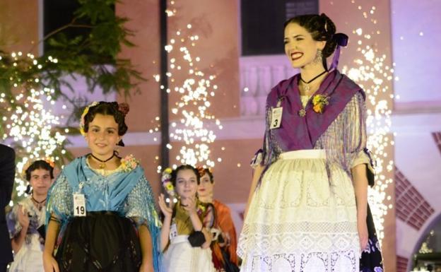 Ángela Moreno Micol and Mª Teresa Irles Luna.