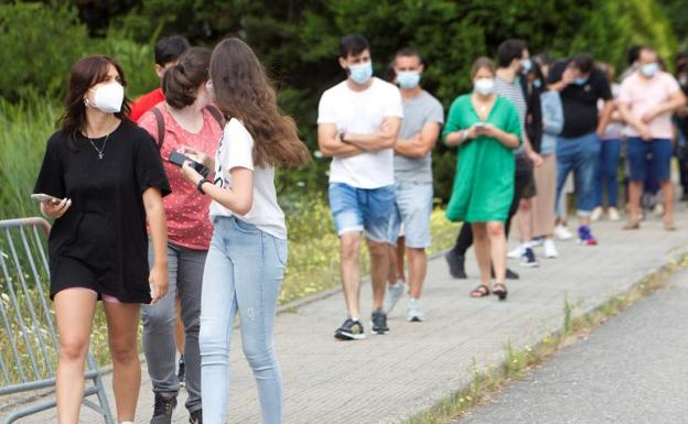 Youth vaccination in Galicia