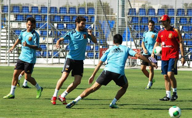 The Spanish U21 soccer team has used the region's sports facilities for their training sessions on more than one occasion.