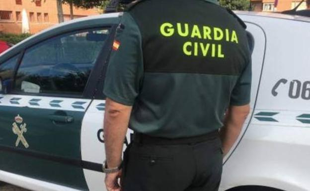 An agent of the Civil Guard, in a file image.