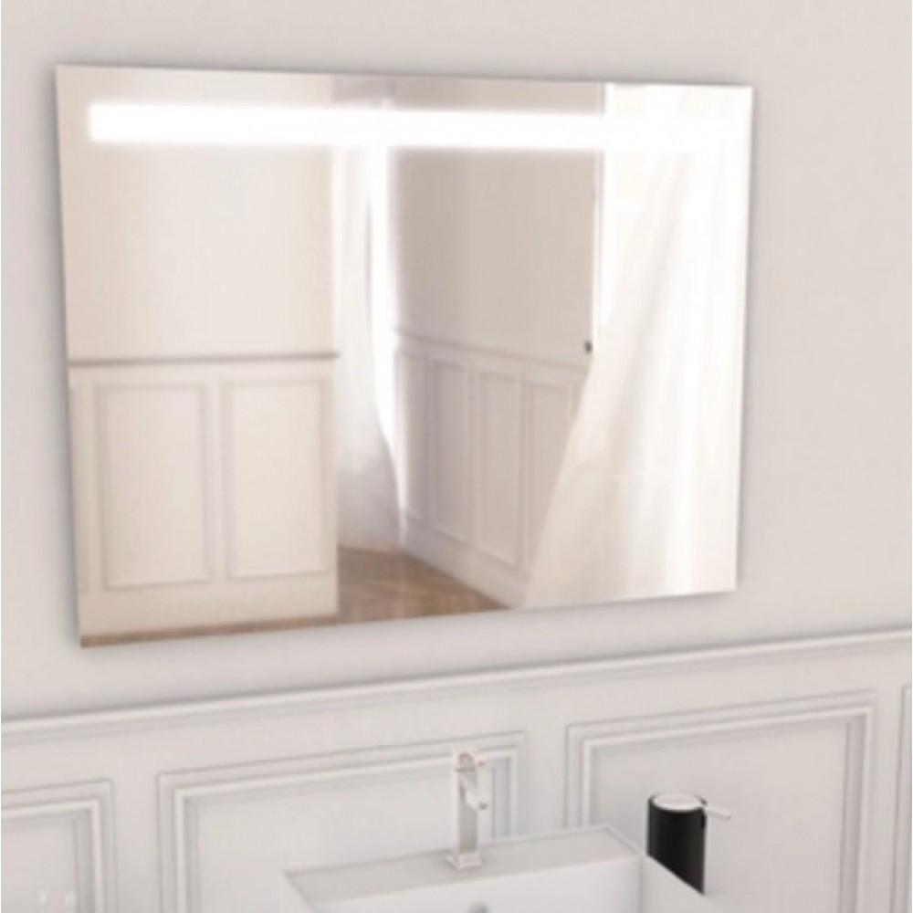 Miroir De Salle De Bain Eclairant Avec Systeme Anti Buee Sunset Salgar Bricozor