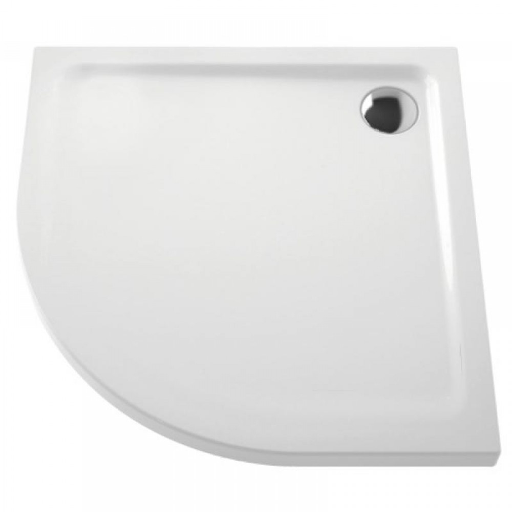 receveur a poser extra plat en ceramique 1 4c 90x90 cm