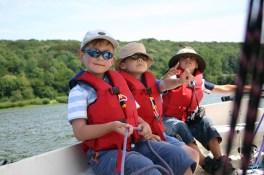 Moussailon enfants bateau collectif - 640