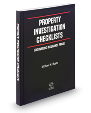 ] Property Manager Checklist: Insurance Fraud Detection, 12th