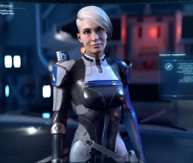 Update Mass Effect Andromeda Will Be Softcore Space Porn