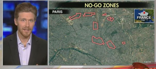 "La mairie de Paris va porter plainte contre Fox News et ses ""No go zones"""