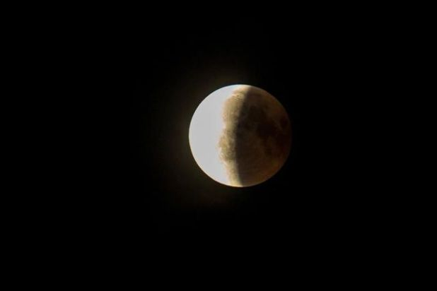 A lunar eclipse of this