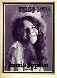 Rolling Stone Magazine, October 1970
