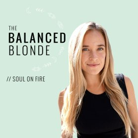 Image result for the balanced blonde podcast