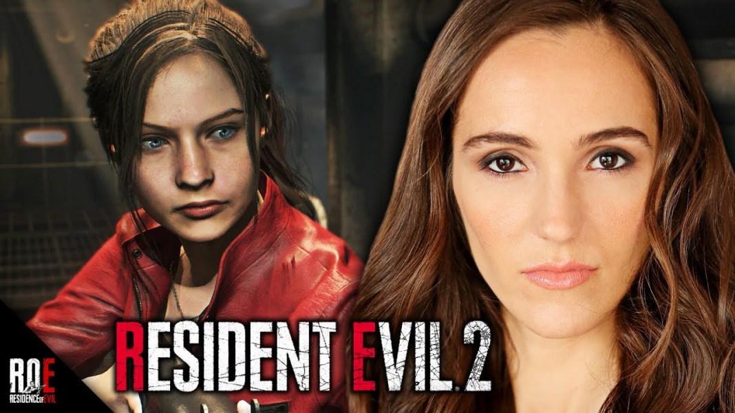 La actriz de voz en RE2 ha expresado su deseo de volver a la franquicia