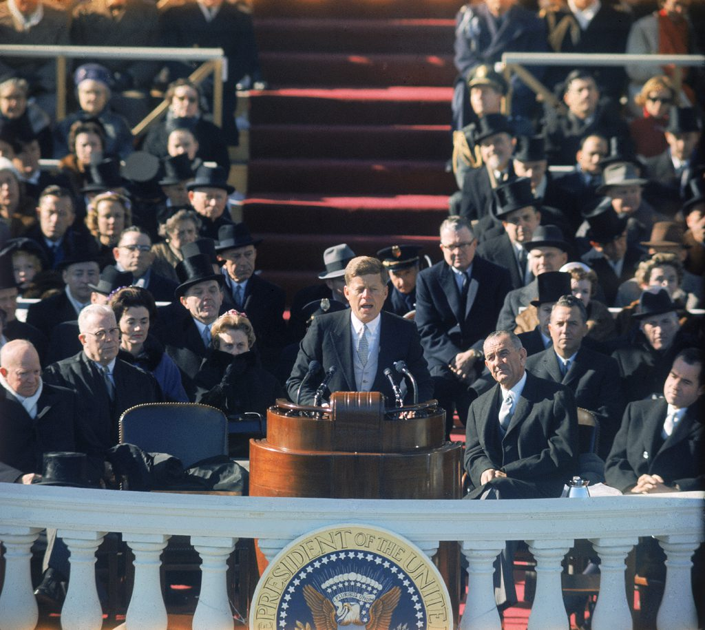 John F Kennedy S Inauguration Life Photos From January