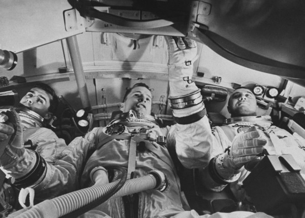 The Apollo 1 Launchpad Fire: Remembering Grissom, White ...