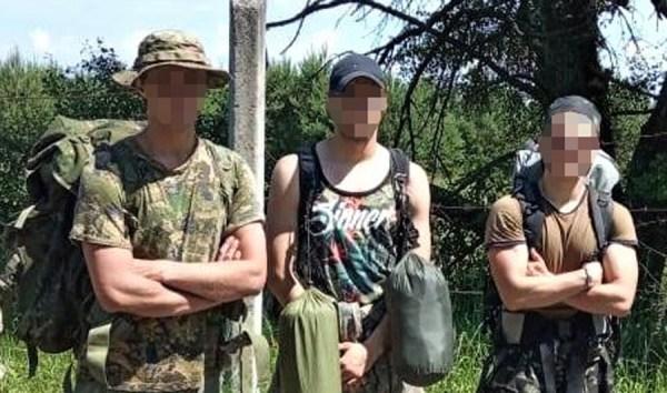 В Чернобыльской зоне отчуждения задержаны трое сталкеров