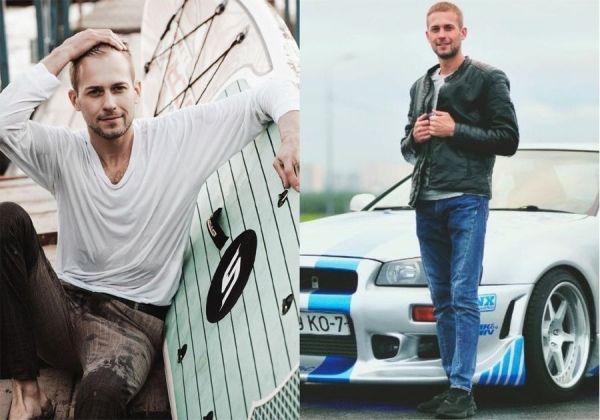 10 фото двойника Пола Уокера из Новосибирска, который стал ...