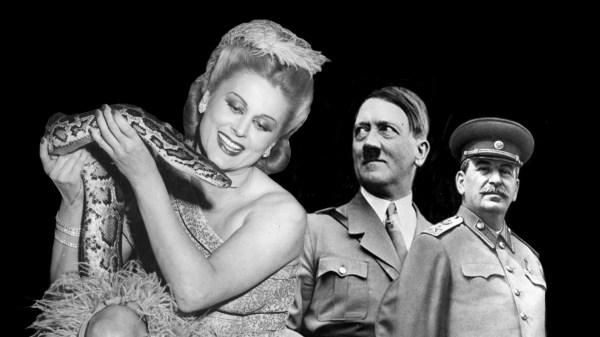 Любимица Гитлера и шпионка КГБ. Как СССР получил план ...