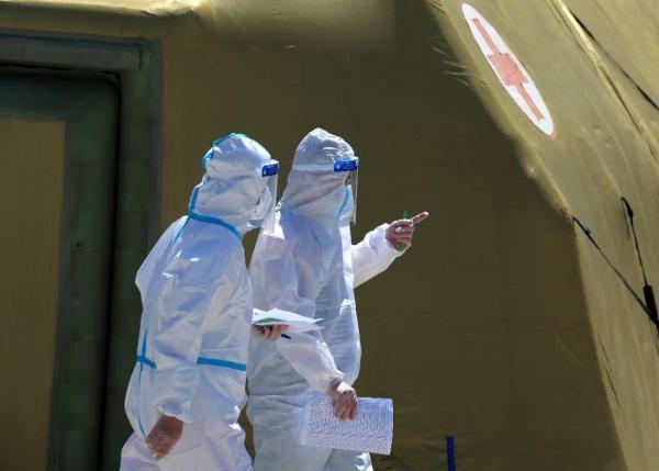В России за сутки выявлено ещё 6736 случаев коронавирусной ...