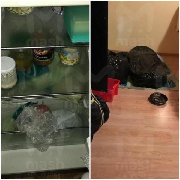 Опубликованы фото из квартиры, где жена расчленила тело ...