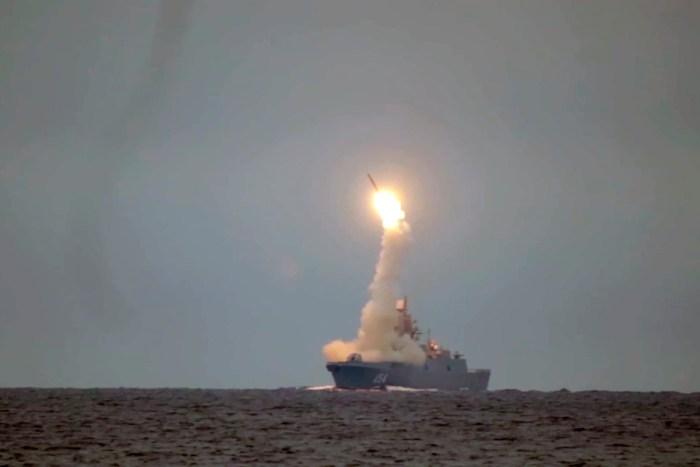 Фото © ТАСС / Пресс-служба Минобороны РФ