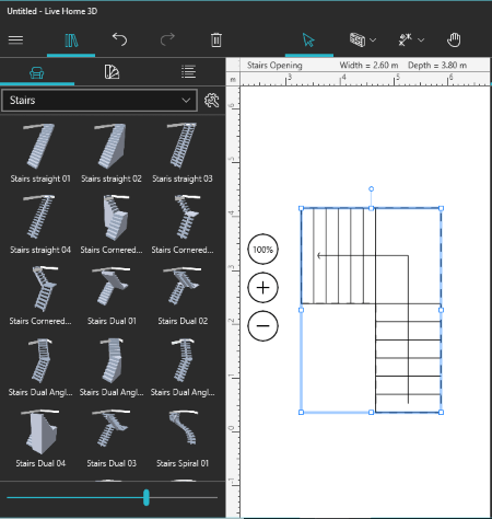 I had expected to find a … 10 Best Free Stair Designer Software For Windows