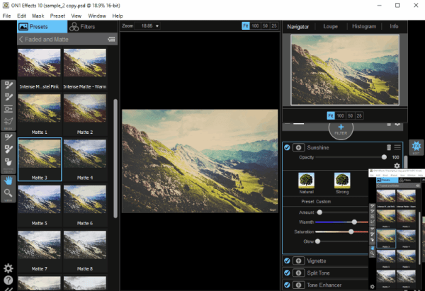 11 Best Free Photo Filter Software for Windows