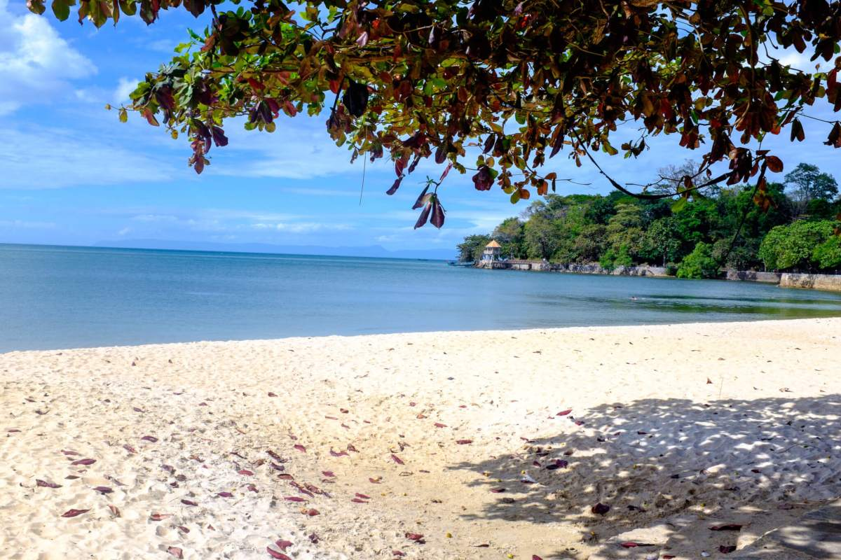 plage à Kep