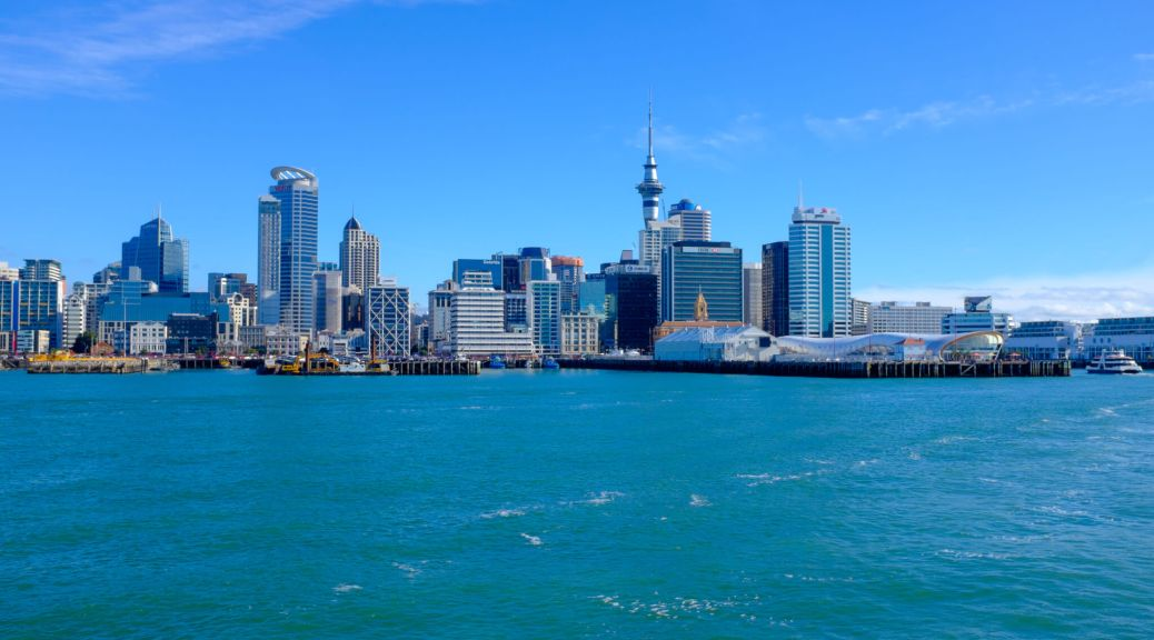 auckland bay