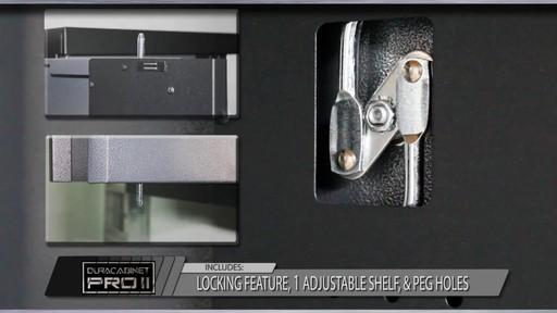 Dura Cabinet Pro Ii 6 Piece All Steel Garage Storage System