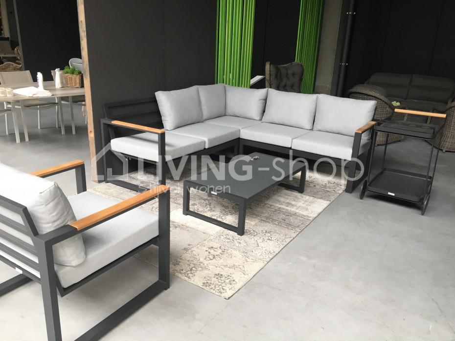 Lounge garden set Bardolino Castle Line outdoor @ LIVING ... on Outdoor Living Shop id=56307