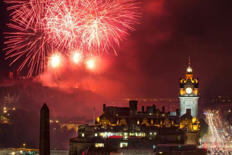 New Year s Eve in Edinburgh   Hogmanay Street Party  Prosecoo   More         189pp  from Stoke Travel  for a 24 hour Edinburgh Hogmanay New Year s  experience  including party train form London  Proseccco  snacks   breakfast