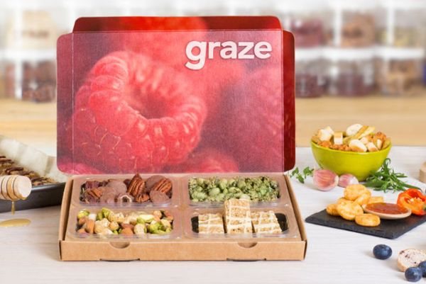 4 Graze Snack Boxes & Delivery!   Shopping   LivingSocial