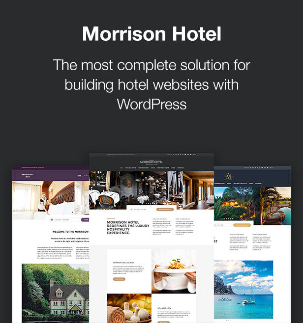 Morrison Hotel Description