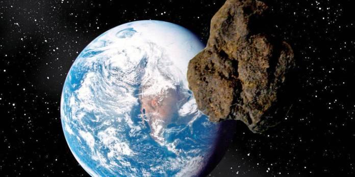 Un astéroïde est passé tout près de la Terre à l'insu des scientifiques -  Le Point