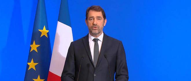 Christophe Castaner, un ministre de l'Interieur bavard et gaffeur.