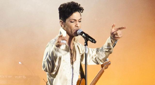 Prince starb im April 2016 im Alter von 57 Jahren