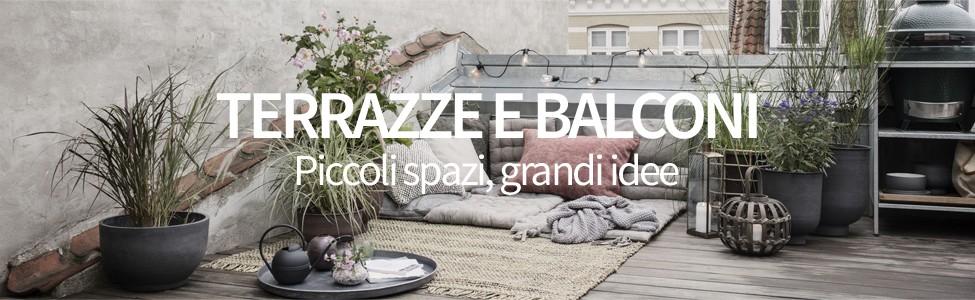 Behövd caraffa termica € 5. Terrazze Balconi Piccoli Spazi Grandi Idee
