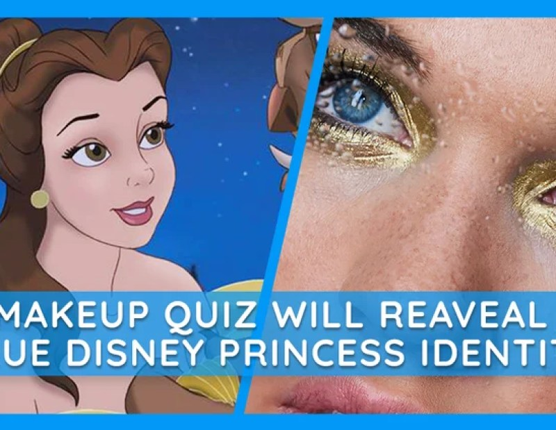 Quiz Will Reveal Which Disney Princess