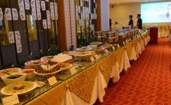 Buffet chay ở HCM tại nhà hàng Hoa Đăng