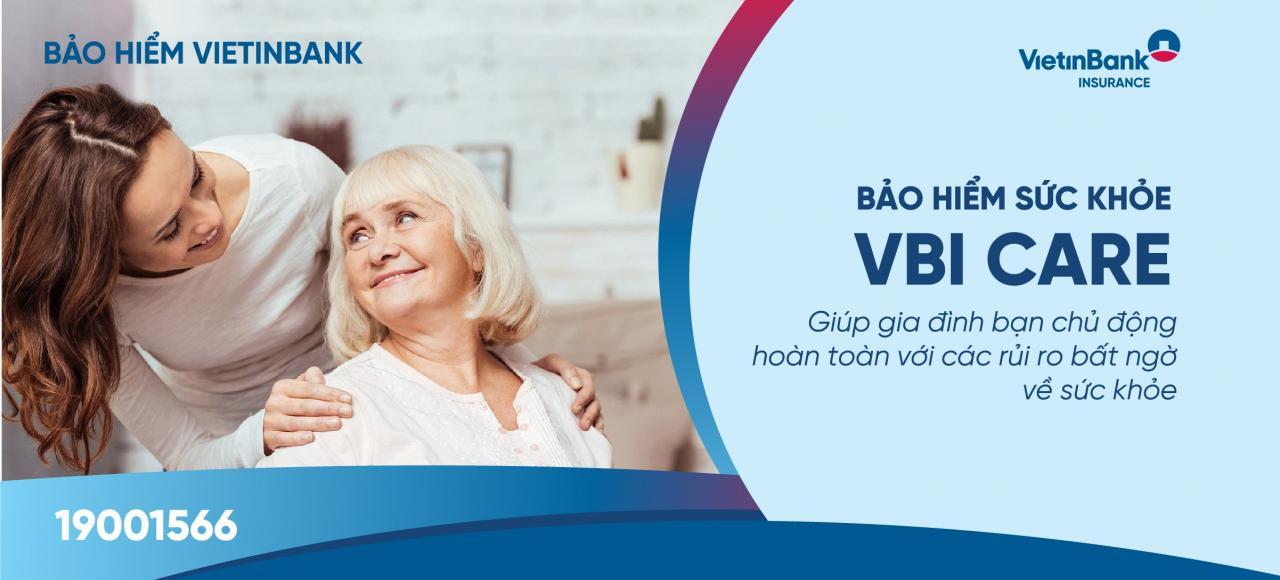 Các gói bảo hiểm phong phú chủng loại của VBI Care cho bạn lựa chọn phù thích phù hợp với nhu yếu