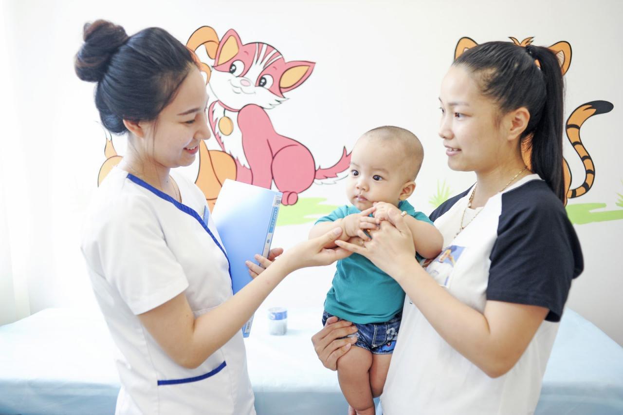 Dịch Vụ TM chăm sóc trẻ nhỏ tại bệnh viện Vinmec rất tốt