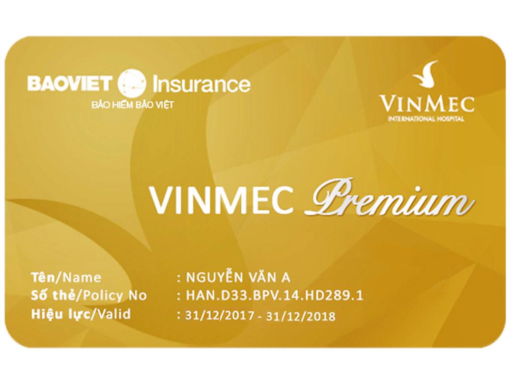 Thẻ bảo hiểm sức mạnh Vinmec P.remium chứng minh và khẳng định có thể mua đơn thuần và giản dị trên Adr