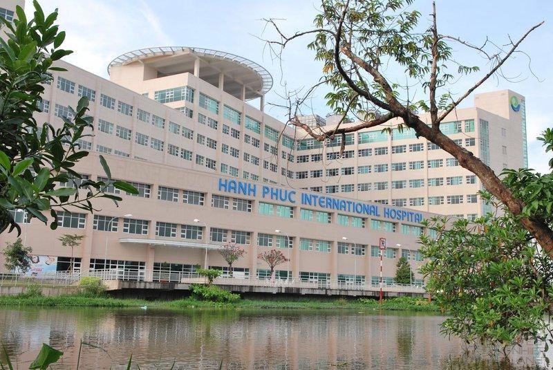 Bệnh viện quốc tế Hạnh P.húc tại Tỉnh Bình Dương