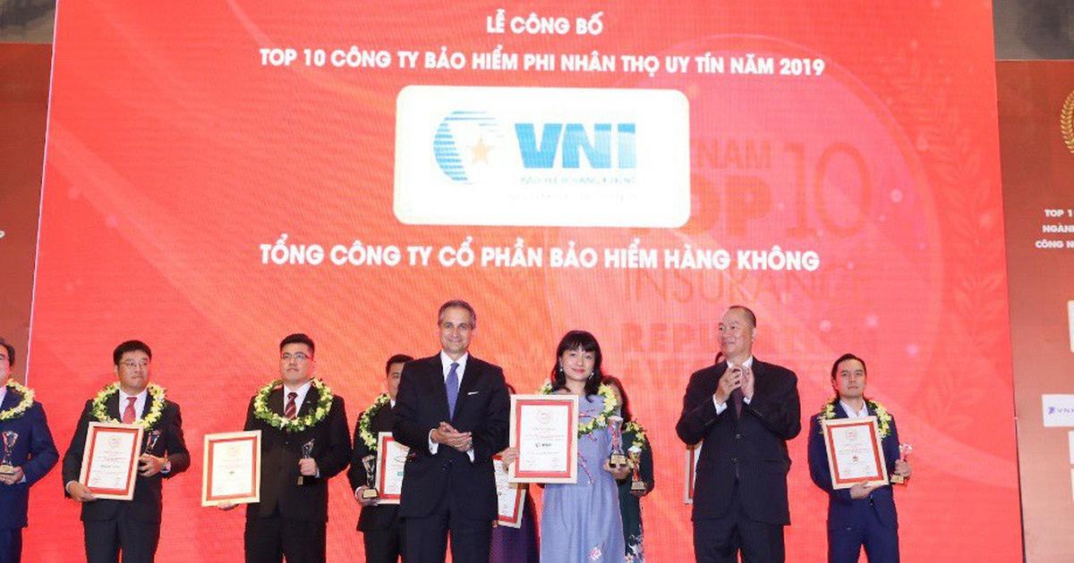VNI đạt nhiều thành tựu và những phần thưởng uy tín trong ngành